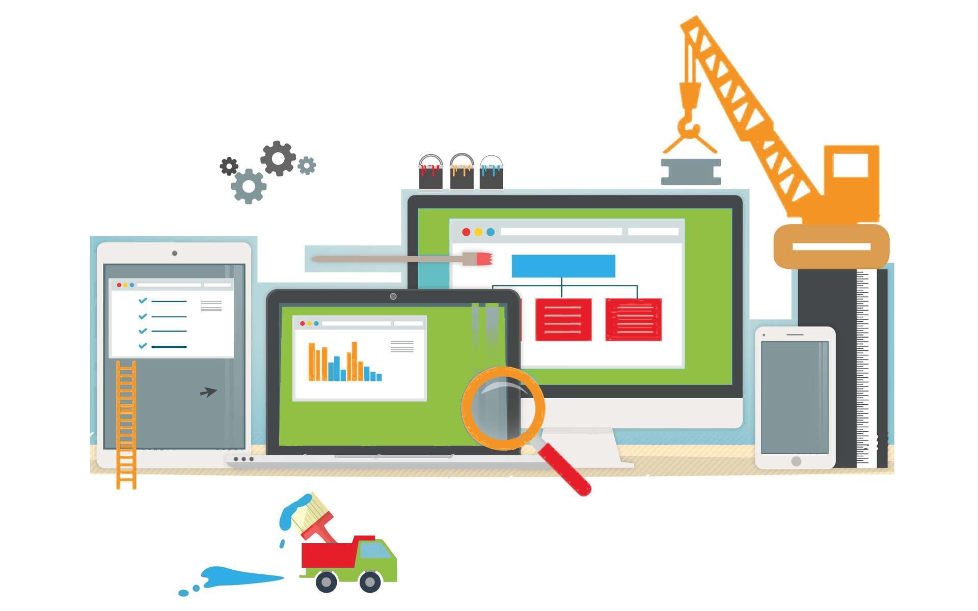 outils serveur conception site web